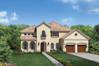 Maltese Plan in Westworth Falls, Westworth Village, TX