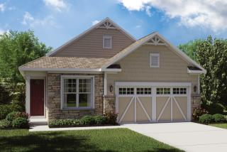 Barbuda Plan in K. Hovnanian's Four Seasons at Monmouth Woods, Farmingdale, NJ