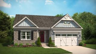 Pickering II Plan in Ansley, Raleigh, NC