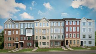 The Rathburn Plan in Metro Pointe, Landover, MD