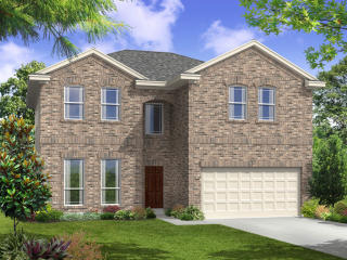 Panola (1385) Plan in The Oaks of Northchase & Northchase Cove, San Antonio, TX