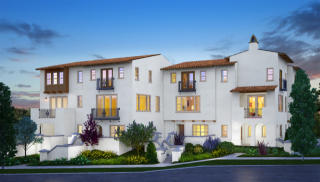 Residence 2X Plan in The Heights on Beverly, Whittier, CA