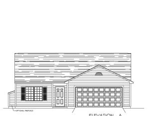 Chelsea Plan in Glen Hollow, Fort Wayne, IN