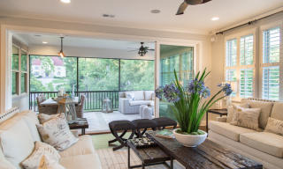 Huntley FL Plan in Providence Retreat, Charlotte, NC