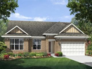 Hatteras Plan in Bay Creek East, McCordsville, IN