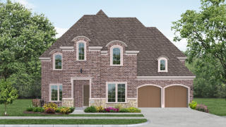 2288 Plan in Chapel Creek - Bridge View, Frisco, TX