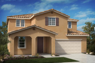 Residence 2952 Modeled Plan in Oak Pointe, North Hills, CA