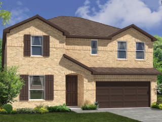 Glen Rose (4311) Plan in The Oaks of Northchase & Northchase Cove, San Antonio, TX