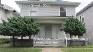 3505 N Illinois St #3505, Indianapolis, IN