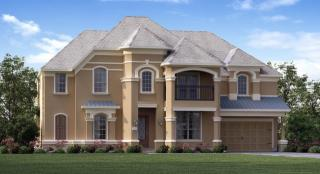 Bellview Plan in Reserve at Clear Lake City : Kingston Collection, Houston, TX