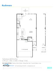 The Rushmore (2603) Plan in Highmark, Austin, TX
