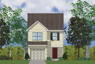 Genesis Value - Bartow Plan in Dorman Meadows, Roebuck, SC