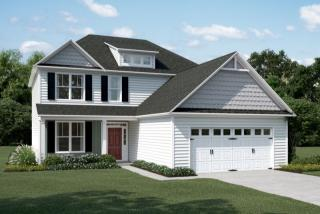 The Beaufort at Maple Ridge Plan in Maple Ridge at West Bay Estates, Wilmington, NC