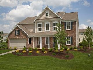 Columbia Plan in Bay Creek East, McCordsville, IN
