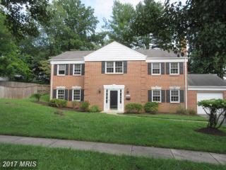 605 Goldsborough Dr, Rockville, MD