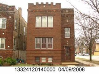 1656 N Monitor Ave, Chicago, IL