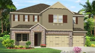 Saratoga Plan in Estancia at Wiregrass - Ravello, Wesley Chapel, FL