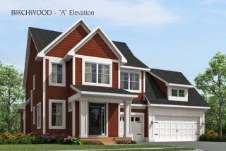 The Birchwood II - Heritage Collection Plan in Creekside Hills - Robert Thomas Homes, Minneapolis, MN