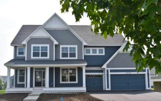 The Broadmoor- Tradition Collection Plan in Creekside Hills - Robert Thomas Homes, Minneapolis, MN