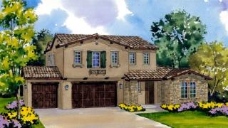 Residence 2 - Barcelona Plan in Montellano Estates, Thousand Oaks, CA