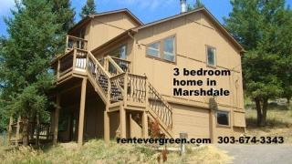 27584 Thimbleberry Ln, Evergreen, CO