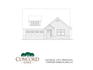 Colton Plan in Concord Oaks in Milwaukie, Milwaukie, OR