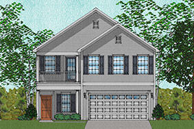 Magnolia - Remington Plan in Rustica Oaks, Durham, NC