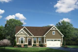 Springhaven Plan in Lexington Farms, Canton, OH