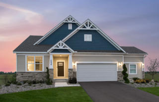 Bennett Plan in Linden Ridge- Expressions Collection, Lakeville, MN