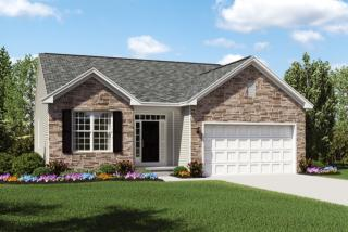 Easton II Plan in Northpointe Estates, Amherst, OH