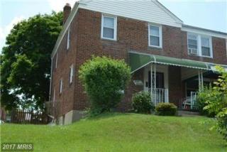 1617 Northwick Rd #TOWNHOUSE, Baltimore, MD