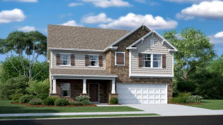 Fletcher Plan in Palisades - Rusty Creek, Charlotte, NC
