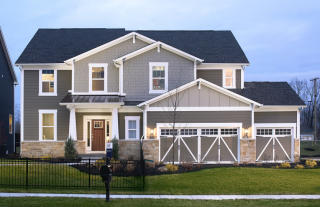 Maple Valley Plan in Wood Hollow, Noblesville, IN