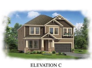 Linville Plan in Morgans Branch, Belmont, NC