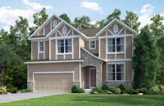 Stonebrook Plan in Trillium Cove - Expressions Collection, Prior Lake, MN