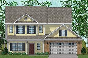 Vanguard - Jamison Plan in Willow Glen, Wilmington, NC