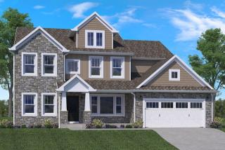 Traditions 3390 V8.2a Plan in The Woods at River Ridge, Linden, MI