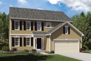 Oakridge Plan in Northpointe Estates, Amherst, OH