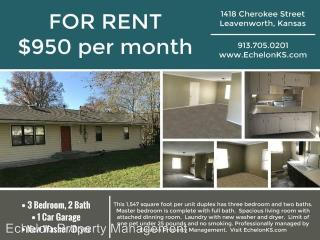 1418 Cherokee St, Leavenworth, KS