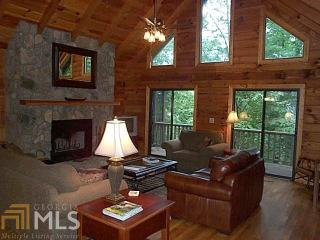 540 Sanderlin Mountain Dr, Big Canoe, GA