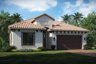 Azure Plan in K. Hovnanian's Four Seasons at Parkland, Parkland, FL