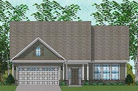 Vanguard - Dalton Plan in Marsh Oaks, Wilmington, NC