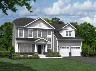 Canterbury Plan in Stonegate at Braeburn, Ewing, NJ