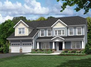 Ellington Plan in Stonegate at Braeburn, Ewing, NJ