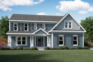 Blackstone Plan in Bridle Farm, Liberty Township, OH