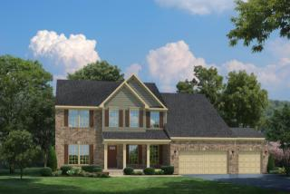 Verona Plan in Mount Blanco at Meadowville Landing, Chester, VA