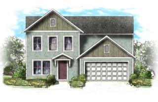 Greenbriar Plan in Indigo Run, Indianapolis, IN