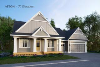 The Afton- Tradition Collection Plan in Creekside Hills - Robert Thomas Homes, Minneapolis, MN