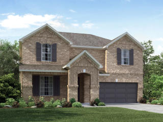 The Spanish Oak (4014) Plan in Concord at Brushy Creek - Classic, Round Rock, TX