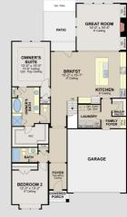 Chelsea Plan in Blakeley - Signature Collection, Cary, NC